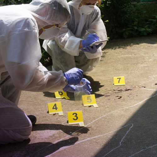 Ergonomic Evidence Bag